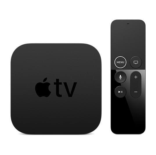 <p>Tell your man to make some room on the couch because you will benefit from this <span>Apple TV 4K</span> ($179) too. </p>
