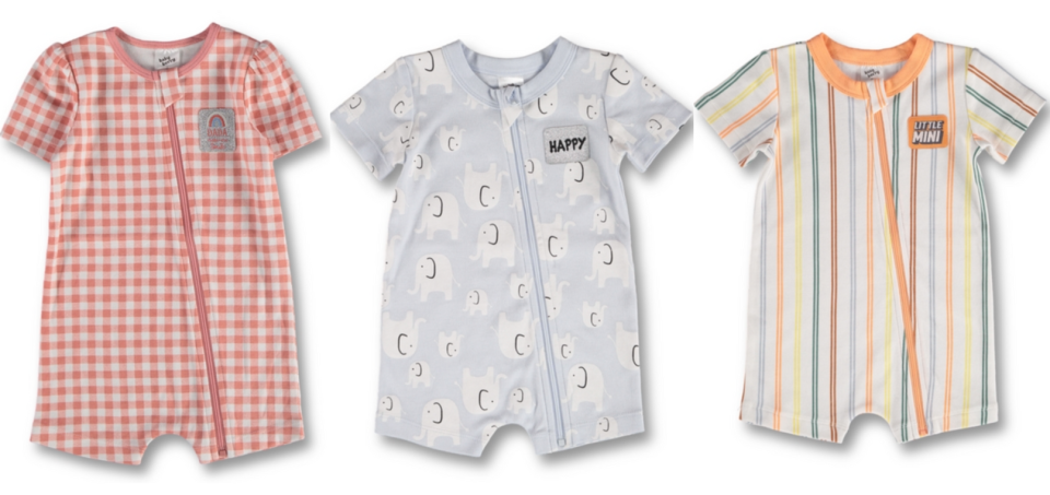 baby rompers from Best&Less