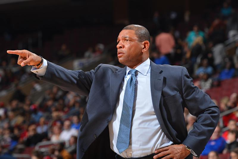 Former Celtics coach Rivers returns with Clippers