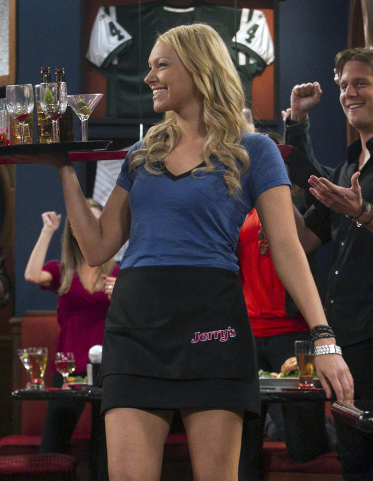 """<p><b>Laura Prepon's Chest (""""Are You There, Chelsea?"""")</b><br><br>We don't mean to sound like we're objectifying her, but her cleavage was the entire point of the show, right? With the wardrobe she had (inside and outside her waitressing job), it seemed hard to concentrate on anything else.</p>"""
