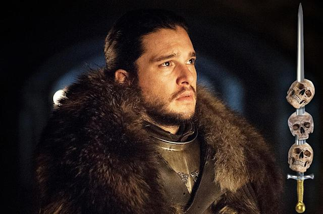 """<p>Despite what you may have heard, Jon Snow knows some things. He knows how to lead an army, he knows that the biggest threat to Westeros is the White Walkers, and he knows what it's like to die and come back. Despite being the odds-on favorite to be the """"Ice"""" in the """"Song of Ice and Fire,"""" there's still no guarantee that D.B. Weiss and David Benioff aren't planning a Ned-like surprise second exit for the king in the North.<br><br>(Photo Credit: HBO) </p>"""