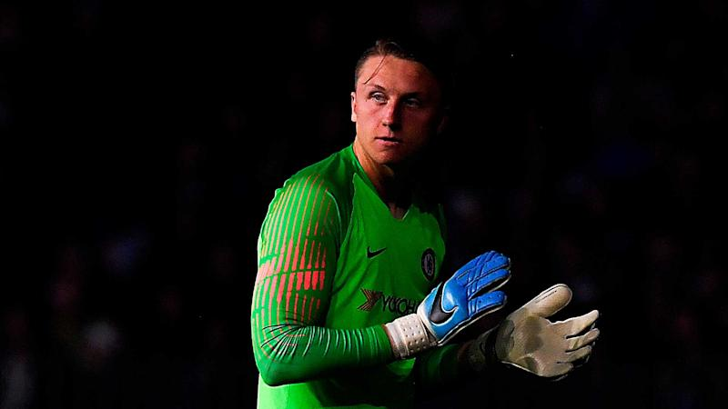 Paris Saint-Germain announce signing of Marcin Bulka from Chelsea