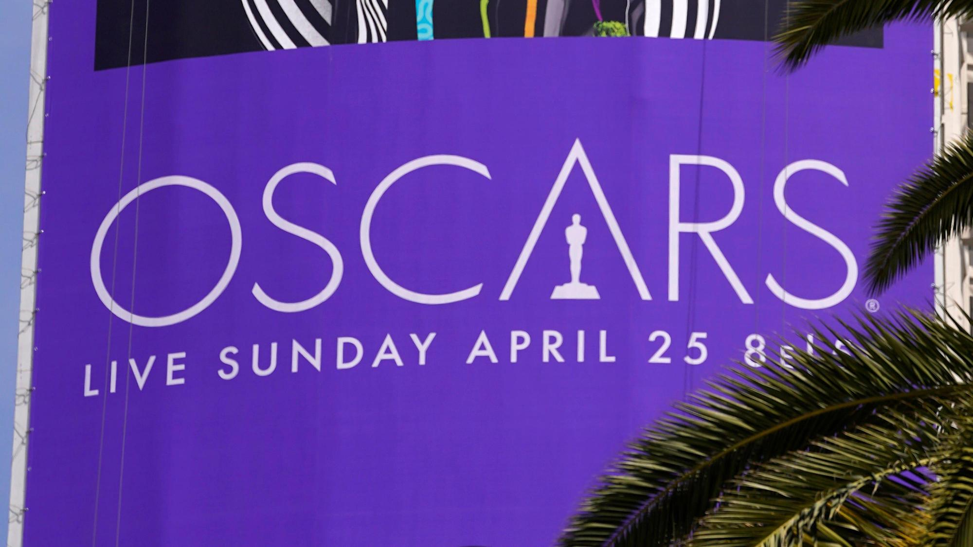 Oscars attendees 'told they do not have to wear masks on camera'