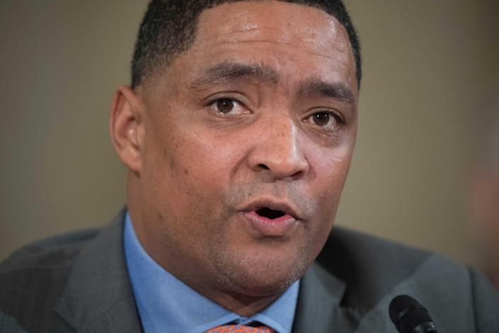 Cedric Richmond, senior adviser to President Joe Biden, said there might be a day when Biden steps back from bipartisan efforts to accomplish his goals.