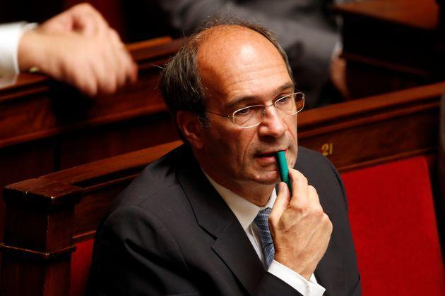 French UMP party deputy Eric Woerth attends the questions to the government session at the National Assembly in Paris October 8, 2013.   REUTERS/Charles Platiau  (FRANCE - Tags: POLITICS) (Photo: Charles Platiau via Reuters)