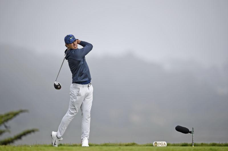 Golf: Koepka oozes confidence with history within reach