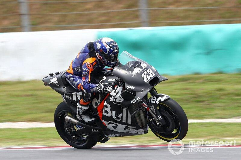 "12º Miguel Oliveira, Red Bull KTM Tech 3 - 1:58.764<span class=""copyright"">Gold and Goose / Motorsport Images</span>"