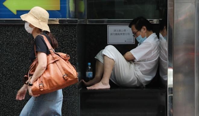 The food and beverage sector has taken the hardest hit. Photo: K. Y. Cheng