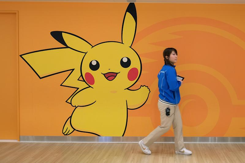Pokémon Go is Stalling Out, Probably Because There's Not Much Game There
