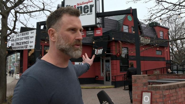 Wellington West neighbours push back over diner's patio plans