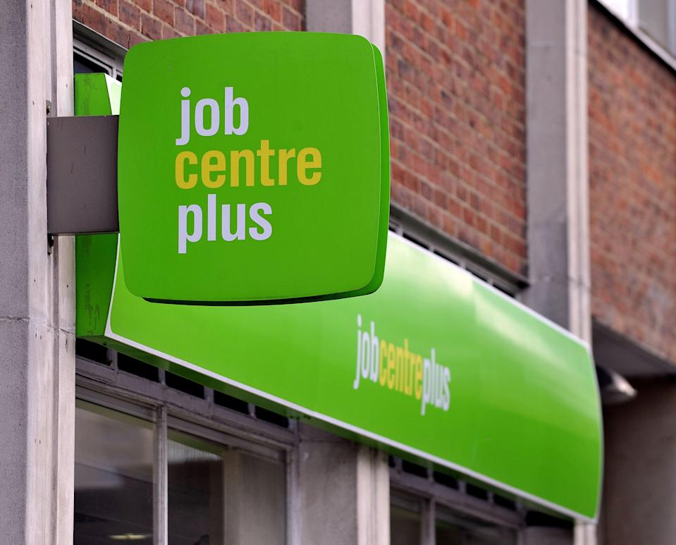 The official unemployment rate, which measures people out of work and looking for a job, fell to 4.7 per cent (PA)