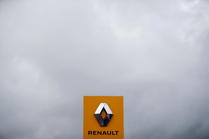 Renault seeks state-backed loan to build cash buffer