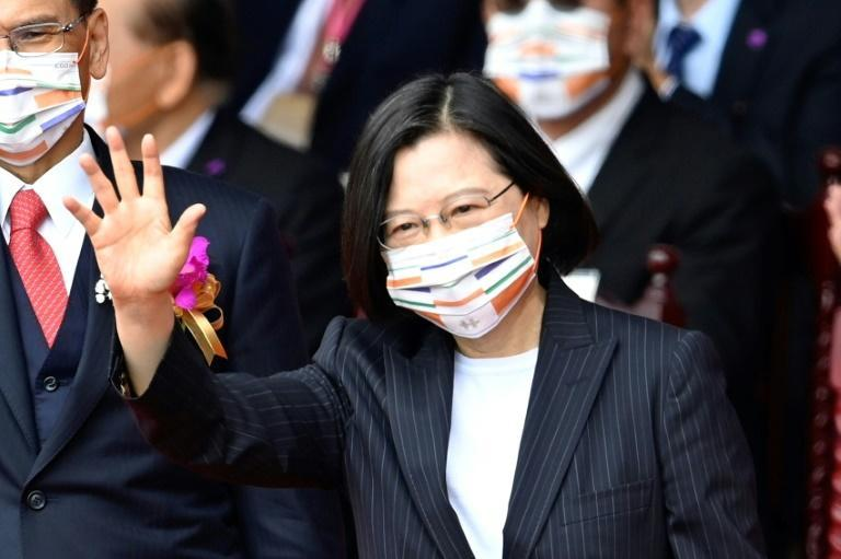 Beijing has ramped up diplomatic and military pressure on Taiwan since the 2016 election of President Tsai Ing-wen