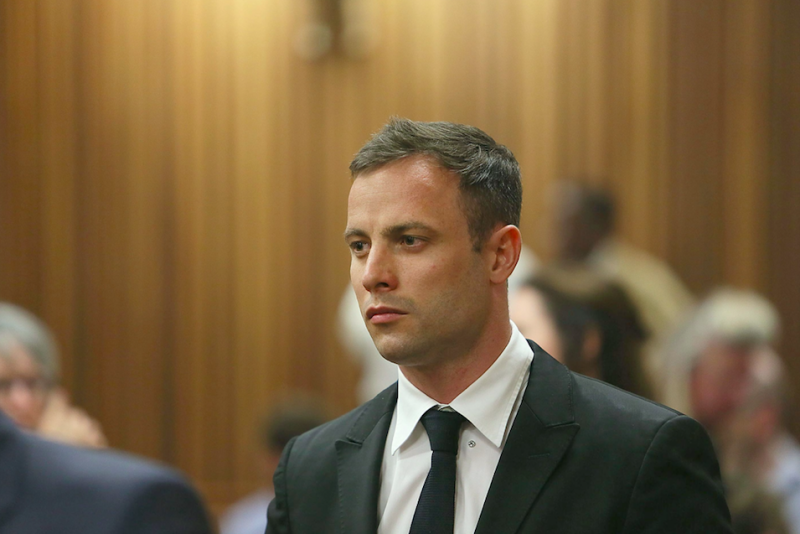 Oscar Pistorius in jail scrap