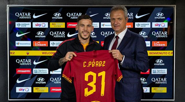 Roma announced two new arrivals on Thursday, with Carles Perez and Gonzalo Villar arriving from Barcelona and Elche respectively.