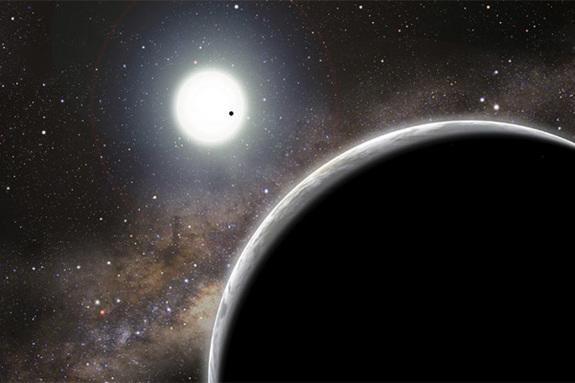 Alien Life May Be Rare Across the Universe