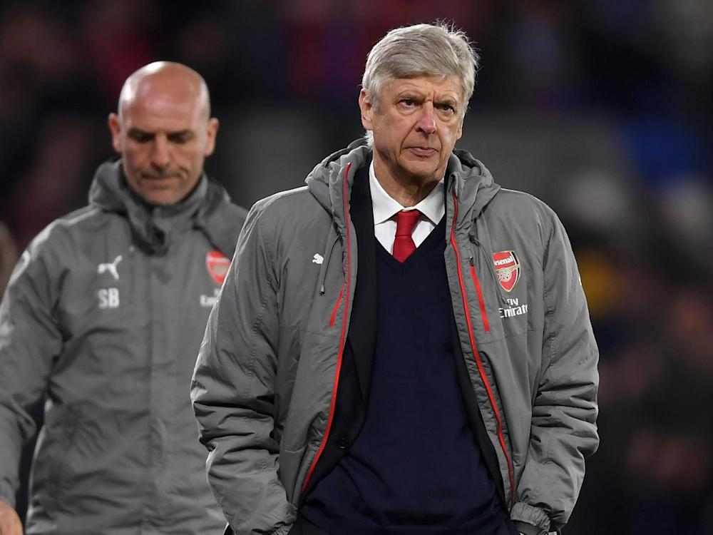 Wenger faces mounting pressure to step down (Getty)