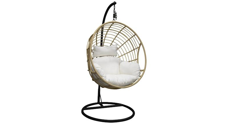 Rey Hanging Chair with Stand