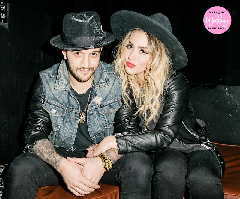 Mark Ballas Marries BC