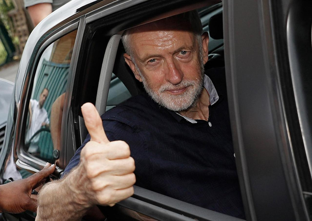 Photo of Corbyn's Plan to Cease a No-Deal Brexit Is Useless