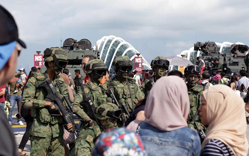 Budget 2019 debate: New app for NSmen to report safety issues
