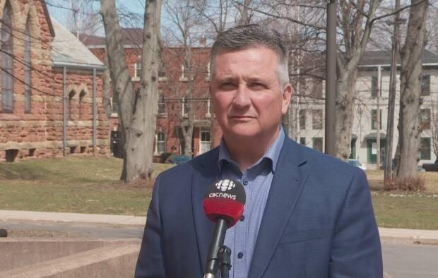 The interest rates on unpaid property taxes should be reduced immediately, says Liberal finance critic Heath MacDonald.