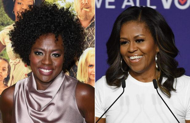 'First Ladies' Series Ordered at Showtime – Viola Davis to Play Michelle Obama