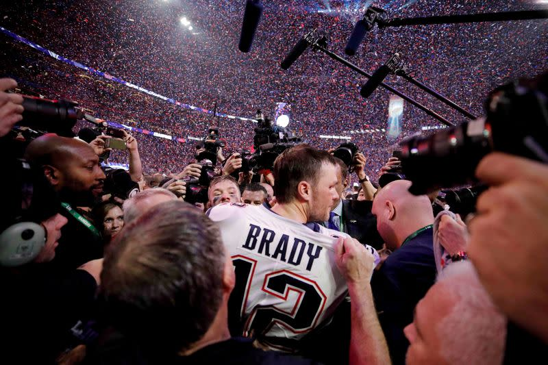 Stalwart Super Bowl, ascendant Tiger top priciest sports moments of 2019