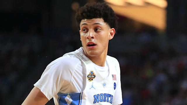 Jackson helped lead North Carolina to two straight NCAA championship games.
