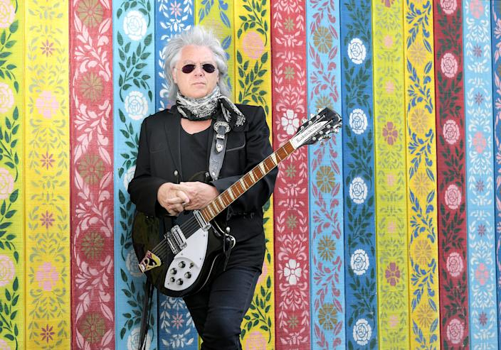 Marty Stuart and his band the Fabulous Superlatives are back in the studio to work on a new record at House of Blues Studios in Nashville on Tuesday, June 9, 2020.