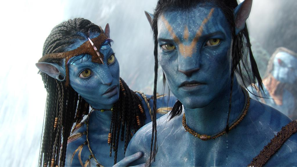 """Character: The Na'vi  Movie: <a href=""""http://movies.yahoo.com/movie/1809417586/info"""">Avatar</a>   Reason Why They Are Blue: They are a race of blue amazon supermodels."""