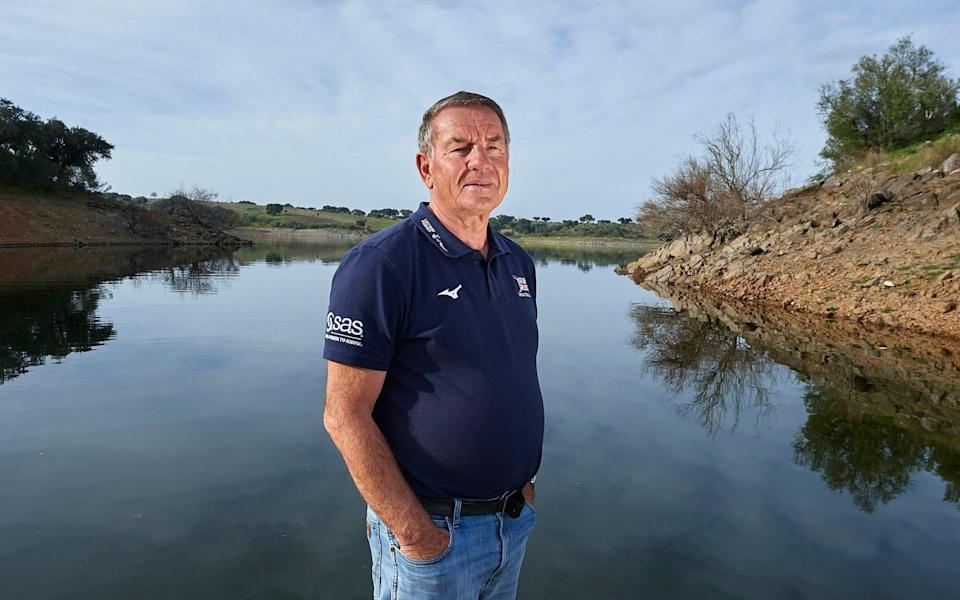 Jurgen Grobler has been coaching rowers to Olympic titles for more than four decades.