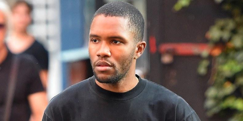 Frank Ocean Sues   Blonde Producer Om'Mas Keith