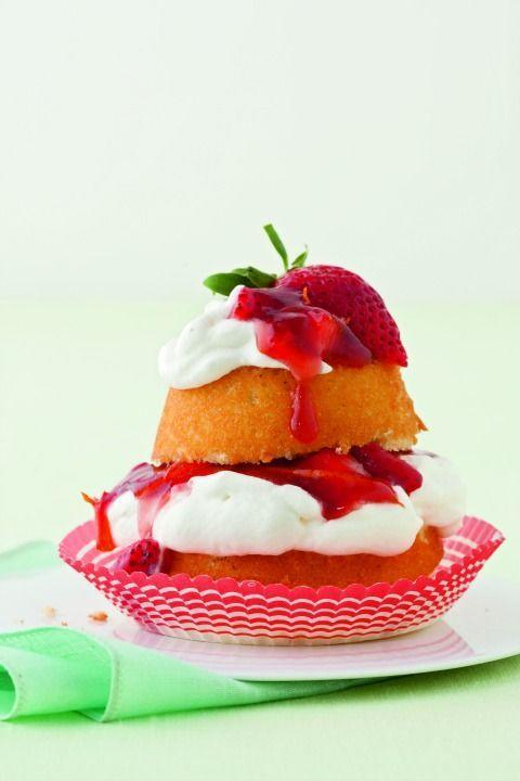 """<p>Transform this classic treat with a homemade cupcake that's filled with an irresistible combination of whipped cream, strawberry jam, orange zest and strawberries.</p><p><strong><a href=""""https://www.womansday.com/food-recipes/food-drinks/recipes/a11137/strawberry-short-cupcakes-recipe-122643/"""" rel=""""nofollow noopener"""" target=""""_blank"""" data-ylk=""""slk:Get the recipe."""" class=""""link rapid-noclick-resp"""">Get the recipe.</a></strong></p>"""