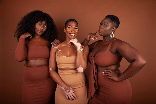 """<p>Who: Michelle Asare</p><p>What: 'Sincerely Nude wants to empower women to feel beautiful and sexy in their skin tone no matter what shade or size.'</p><p><a class=""""link rapid-noclick-resp"""" href=""""https://www.instagram.com/sincerelynude/"""" rel=""""nofollow noopener"""" target=""""_blank"""" data-ylk=""""slk:SHOP SINCERELY NUDE NOW"""">SHOP SINCERELY NUDE NOW</a></p><p><a href=""""https://www.instagram.com/p/CAxr4_Ep7UH/"""" rel=""""nofollow noopener"""" target=""""_blank"""" data-ylk=""""slk:See the original post on Instagram"""" class=""""link rapid-noclick-resp"""">See the original post on Instagram</a></p>"""