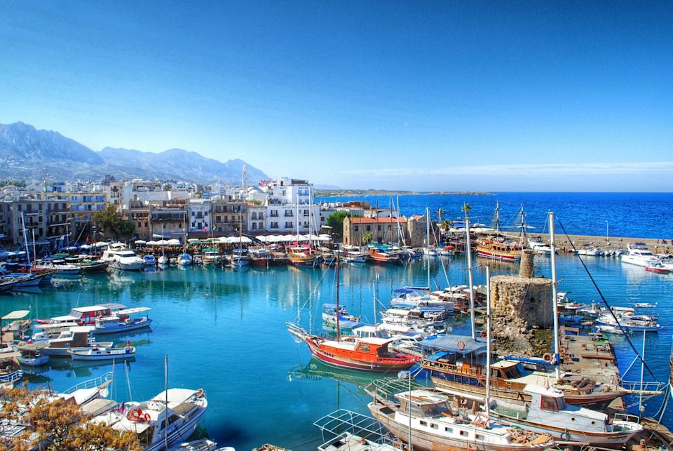 Cyprus is one of several foreign destinations starting to reduce restrictions on foreign travelers who are vaccinated. (Photo: Baia Dzagnidze / EyeEm via Getty Images)