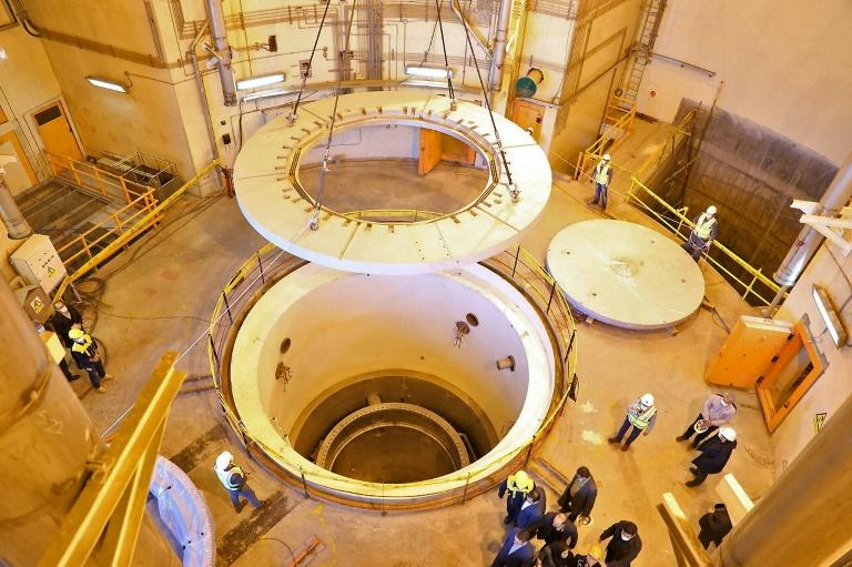 The UN has urged Iran to allow inspectors access to two sides in its nuclear programme (AFP Photo/HO)