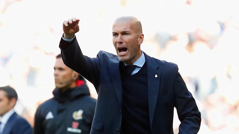 Zinedine Zidane, Real Madrid vs Barcelona, 17/18
