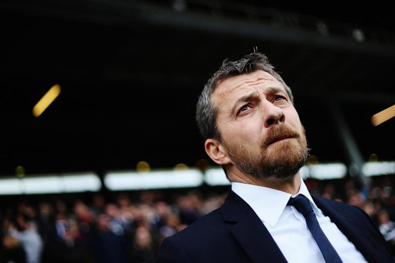 Aiming high: Slavisa Jokanovic: Getty Images