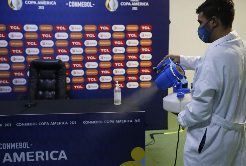 Brazil says 31 Copa America players, officials test positive for COVID-19