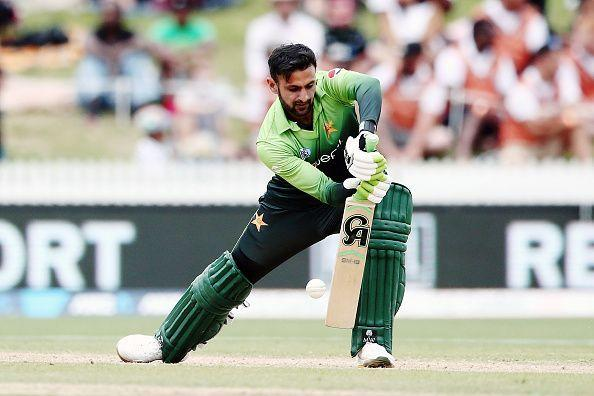 The 2019 CWC will be Malik's last tournament for Pakistan