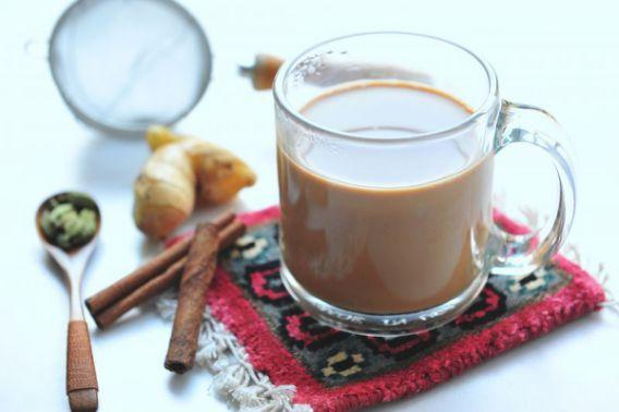 Masala 'chai' is basically flavoured tea that is made by brewing black tea with herbs and spices like cardamom, cinnamon, ground cloves, ginger, black peppercorn. Masala tea is a household beverage in Indian homes, mixed with milk. Benefits: All the spices that make up masala chai not only have their individual health benefits but they work in synergy to help your body combat any inflammation. It is infused with the goodness of all the antibacterial, anti fungal, anti parasitic properties of its constituent spices. Moreover the immunity boosting effects of clove, cinnamon, elaichi and ginger make masala chai a great way to keep coughs and colds at bay.