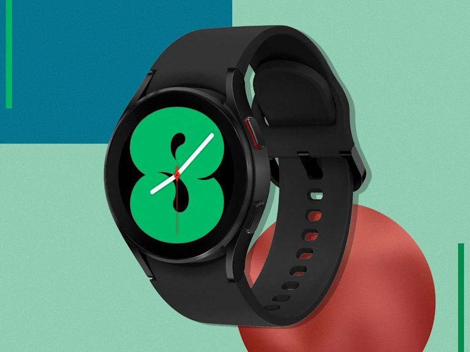 The 44mm model is slim and comfortable, even on thin wrists (iStock/The Independent)