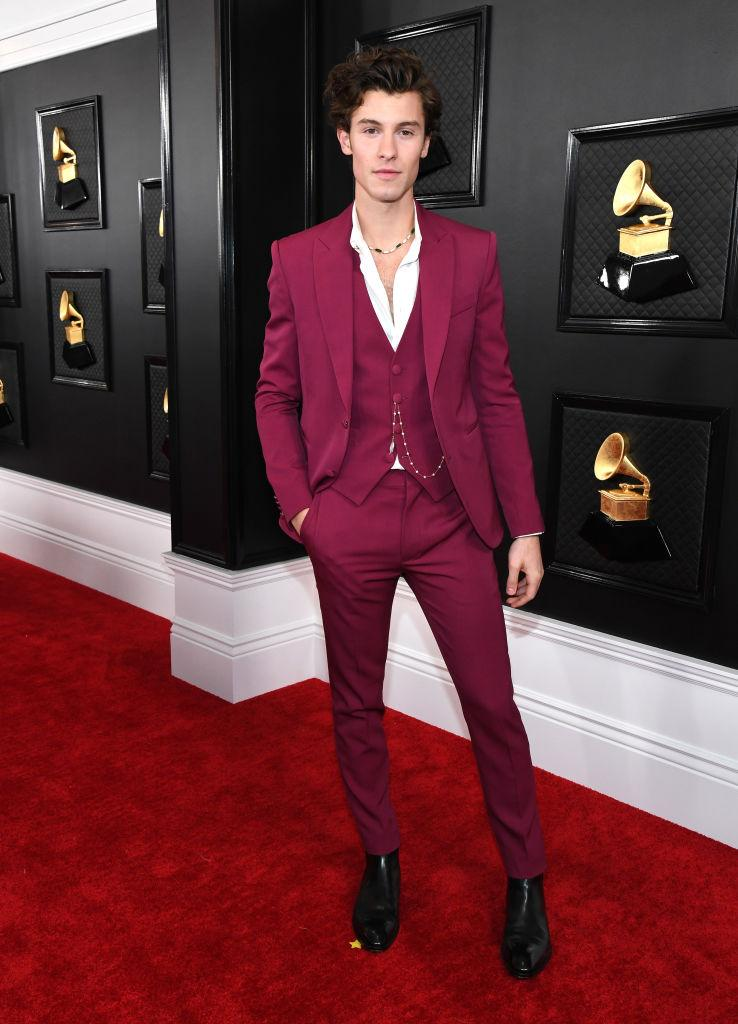 Shawn Mendes. Foto: Kevin Mazur/Getty Images