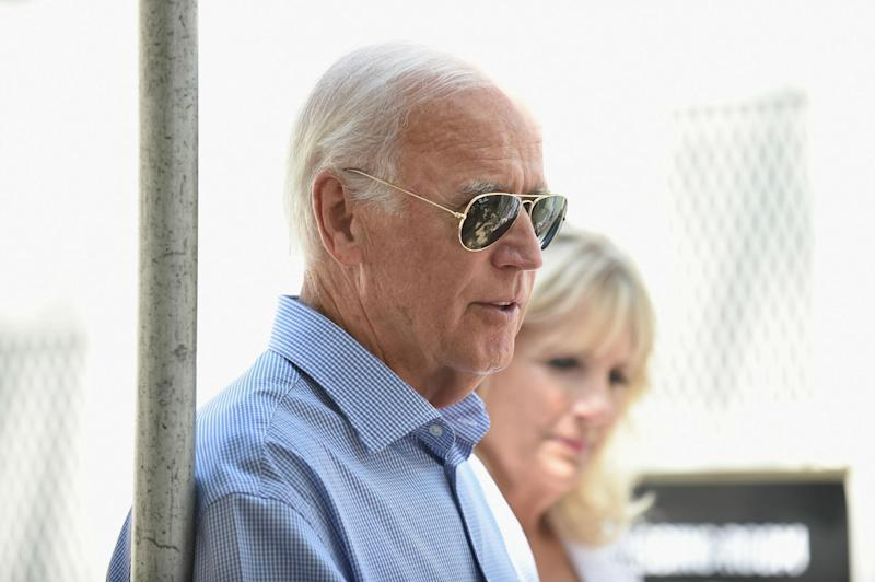 The former vice president has long been a defender of LGBTQ rights: Getty