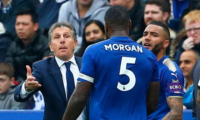 Leicester mood sours as Claude Puel's methods come under increased scrutiny