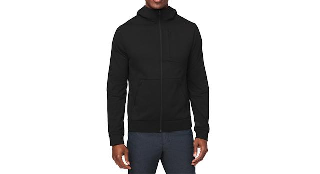 City Sweat Zip Hoodie Thermo