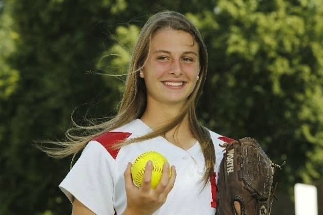 High Point softball ace Ally Frei, who now has pitched 4 perfect games — Newark Star-Ledger/NJ.com