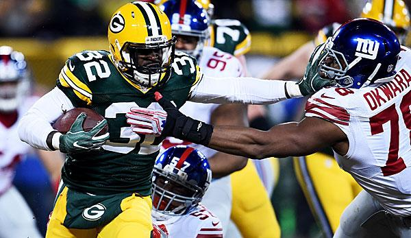 NFL: Nach RB-Draft: Packers entlassen Michael