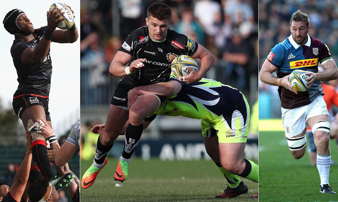 Rugby union talking points from the weekend's Premiership action